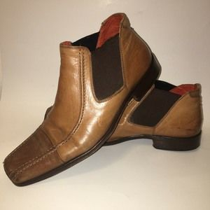 Keen X Vero Cuoio Men's Leather Chelsea Boots 10.5
